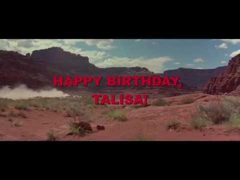 Mortal Kombat's Kitana Talisa Soto  Happy Birthday! Tribute