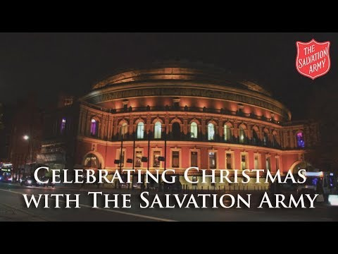 Celebrating Christmas with The Salvation Army 2017
