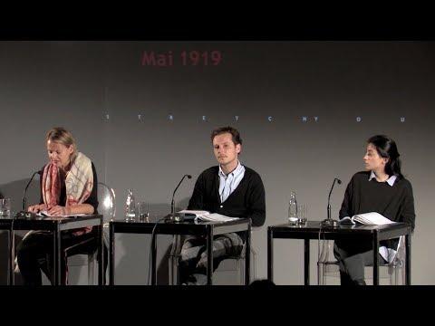 Specters of Communism - Tableaux Vivants. Performative Lesung mit Oskar Maria Graf und Ernst Toller