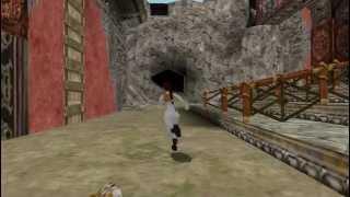 Tomb Raider II Remixed v4.0 Barkhang Monastery (Demo)