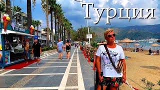 Лучшая набережная в Турции Набережная Мармариса ТУРЦИЯ 2020 Мармарис сейчас