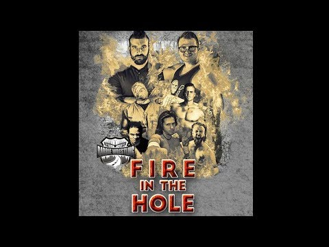 Barrie Wrestling - Fire in the Hole