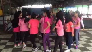 """juara games at hoby-hoby team pink """"woyo-woyo"""""""