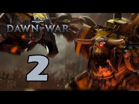 Прохождение Warhammer 40,000 Space Marine | 1 Часть - МЫ!! Ультрамарины!!!