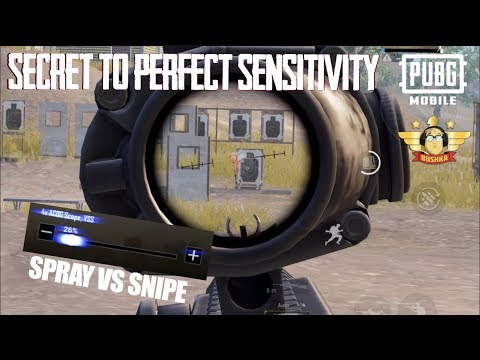 Perfect Sensitivity Settings How and Why Pubg Mobile