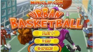 Robot Unicorn Attack/ Give Up/ Urban Basketball