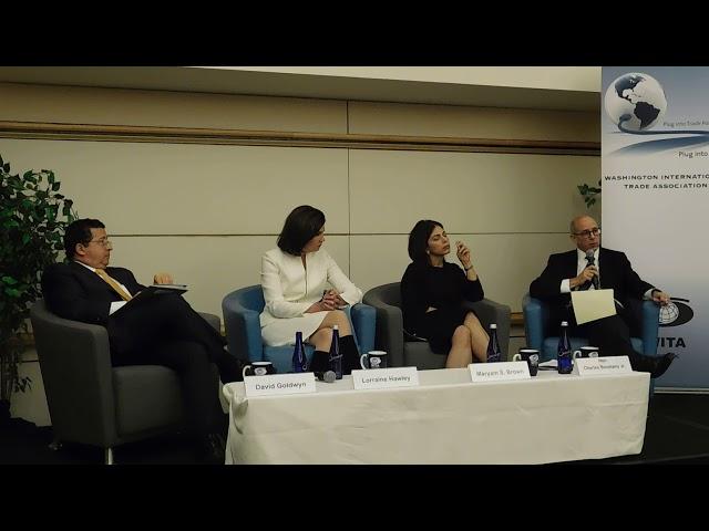 12/7/17 - WITA NAFTA Series: Energy and the NAFTA - Part 6