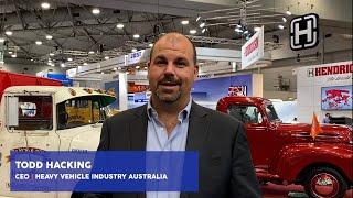 Brisbane Truck Show 2021 | Todd Hacking