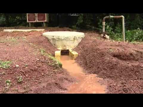 Farmland Rain water harvesting