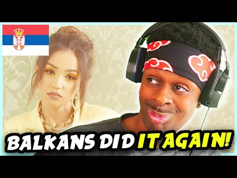 AMERICAN REACTS TO SERBIAN MUSIC | Voyage x Breskvica – Andjele (Official Video) Prod. By Ramoon