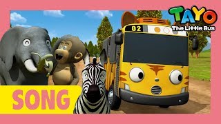 Download Tayo Opening Theme Song l A Safari Adventure l Tayo the Little Bus Mp3