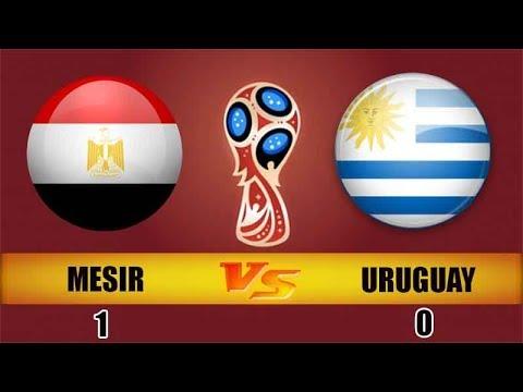 Prediksi Mesir Vs Uruguay Piala Dunia 2018