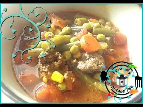 instant-pot-lock-and-loaded!-hamburger-soup