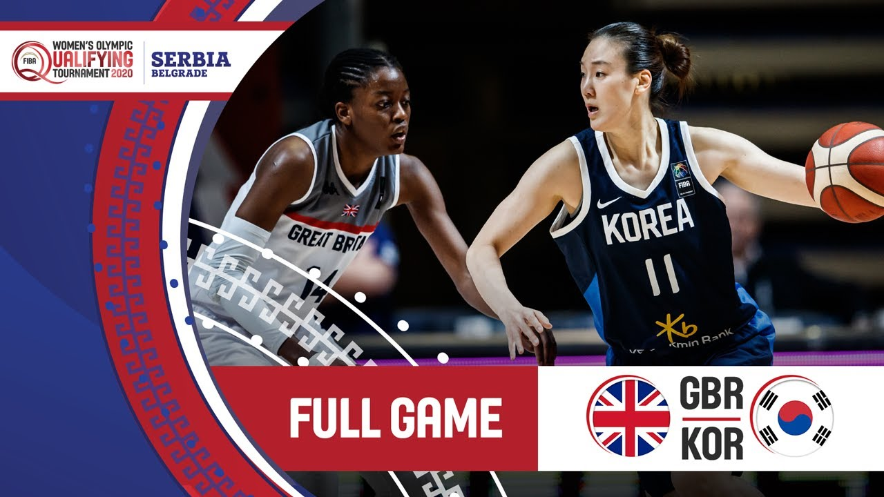 Great Britain v Korea - Full Game