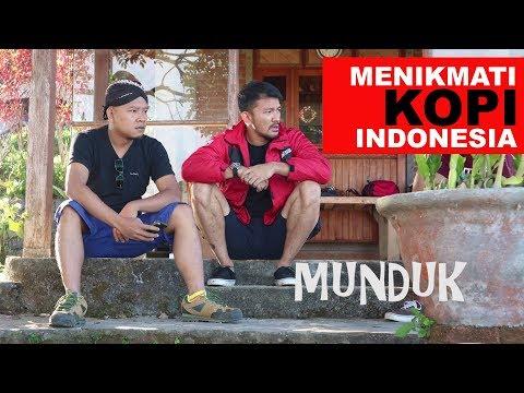 Keliling Nusantara untuk MENIKMATI KOPI INDONESIA