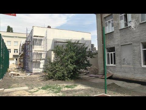 Телеканал Новий Чернігів: Реконструкція у 3-й школі| Телеканал Новий Чернігів