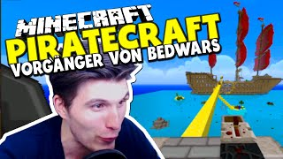 "EINE DER ERSTEN "" BEDWARS "" MAPS & MISSION IMPOSSIBLE TAKTIK! ✪ Minecraft Piratecraft 