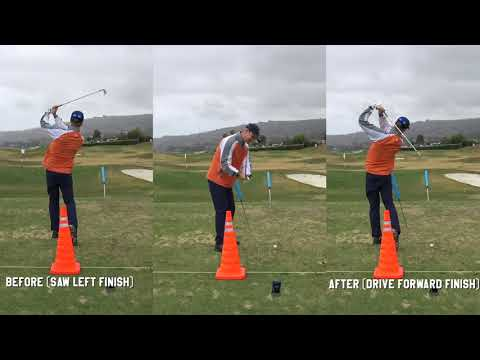 Improve your golf swing with Swing Profile Golf Analyzer