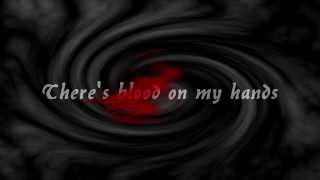 Blood On My Hands - The Used (lyrics)