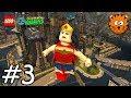 Super Vilains LEGO DC Super Villains FR - Jeux Vidéo de Dessin Animé en Français de Super Héros #3