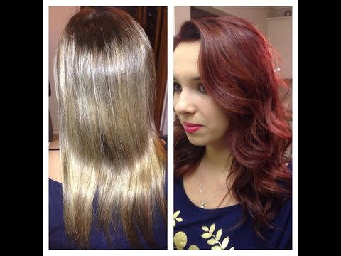 Argan oil hair color dark red brown – Trendy hairstyles in the USA