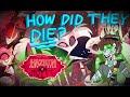 How Did the Hazbins Die? - Quick Hazbin Hotel Theory