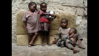 нищета и голод в Африке.  Зачем я еду в Нигер