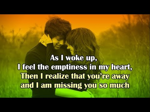 I Miss You My Love Quotes & Messages