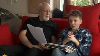 Maximilian Janisch, 11 ans, QI hors catégorie