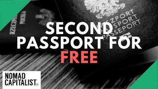 How to Get a Se¢ond Passport for Free