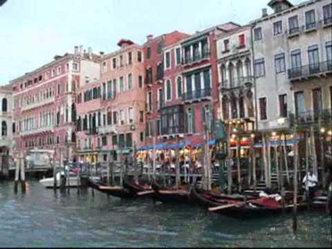 Travel Italy: Grand Canal, Venice