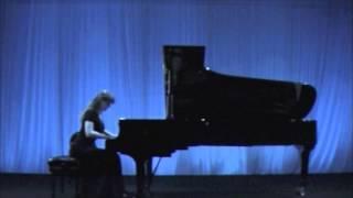 K. Szymanowski - Etude in E flat minor Op. 4 No. 1
