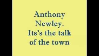 Anthony newley - It