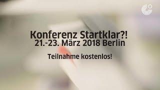 """Teaser zur Konferenz """"Startklar?! – Aufbruch in das Sprachenlehren und -lernen von morgen"""""""