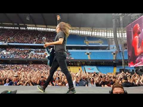 Foo Fighters - All My Life - Eithad Stadium, Manchester