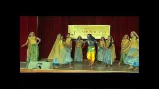 COMEDY DANCE IN ' SARGOLSAV ' IN HIGH COURT