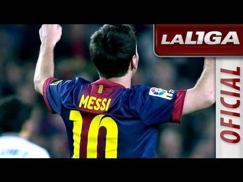 Los récords de Messi
