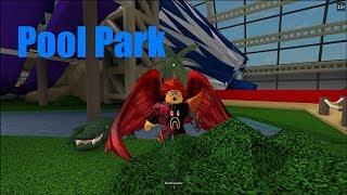 Roblox Indoor Water Park (Xbox One X)