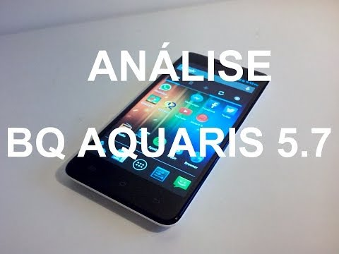 bq Aquaris 5.7 - Análise