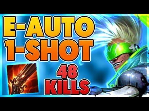 *48 KILLS* LONGRANGE RAPIDFIRE ONE SHOTS- BunnyFuFuu