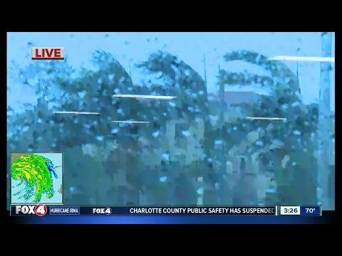 Wind getting stronger in Collier County