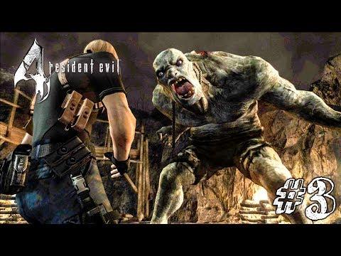 А ВОТ И ЭШЛИ! ► Resident Evil 4 Прохождение #3 ► ХОРРОР ИГРА