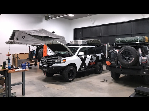 "Expedition Overland live Vlog Episode 6:  ""All the stuffs"""