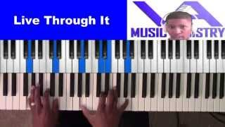 Live Through It By James Fortune
