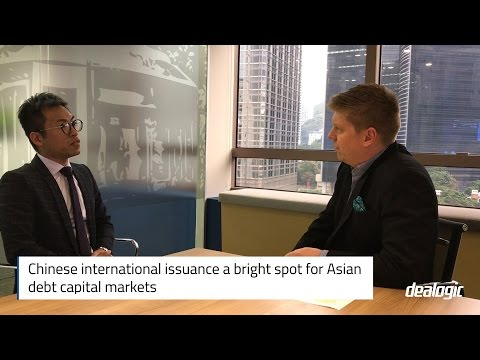 Chinese international issuance a bright spot for Asian debt capital markets