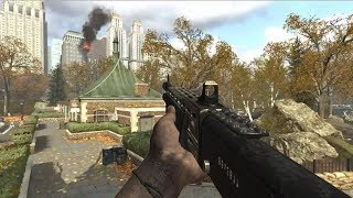 SPAS-12 SHOTGUN GAMEPLAY (Modern Warfare 3)