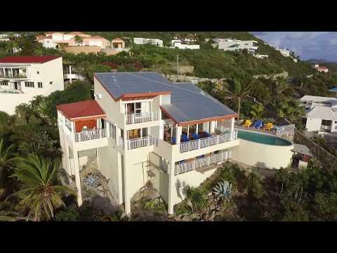 SEA HAVEN... affordable 3BR villa, full AC  short walk to great beach!