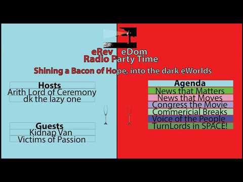 The E Party radio: Episode 71 Working Society