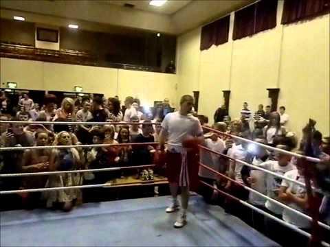 Conor Burns vs Paddy Gal (HD)