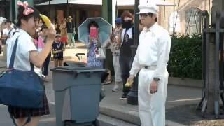 ファンカストさん バナナでダ~ンス(-^〇^-) 2013/7/9 thumbnail